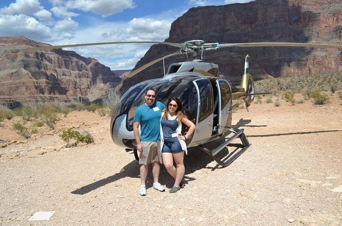Helikopterturer till Grand Canyon