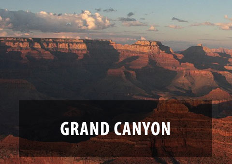 Grand Canyon biljetter