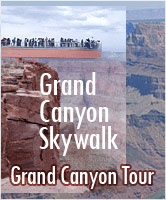 Go to Grand Canyon outside Las Vegas.